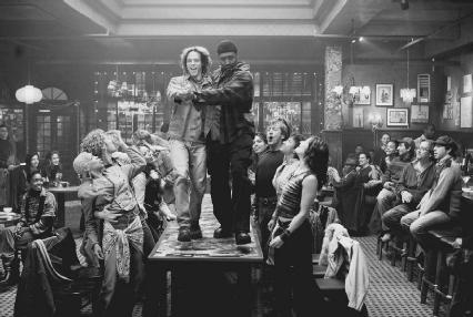 Most of the original Broadway cast appeared in the 2005 film version of Rent