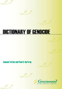 Dictionary of Genocide cover