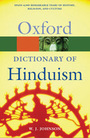 A Dictionary of Hinduism cover