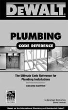 DeWALT    Plumbing Code Reference, ed. 2