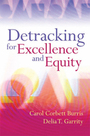 Detracking for Excellence and Equity cover