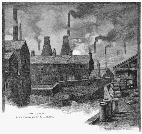 art is reacting to industrial revolution essay When the industrial revolution began in england in the second half of the eighteenth century, manchester witnessed a shift from the traditional economic system that was based on farming, to a reliance on specialized labor, manufacturing, and factories.