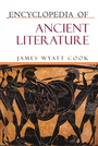 Encyclopedia of Ancient Literature cover