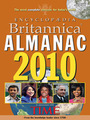 Encyclopaedia Britannica Almanac 2010: In association with TIME� cover