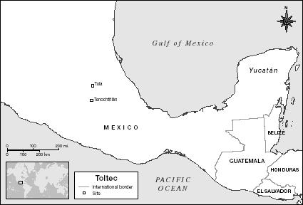 a study of the toltec civilization in in central mexico Ancient teotihuacán: early urbanism in central mexico buy  press—sergio  gómez's discovery was greeted as a major turning point in teotihuacán studies.