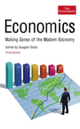 The Economist Economics: Making Sense of the Modern Economy, ed. 3 cover