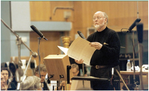 Composer John Williams has won Academy Awards for best score for Jaws (1975), Star Wars (1977), E.T. The Extra-Terrestrial (1982), and Schindlers List (1993).