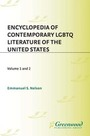Encyclopedia of Contemporary LGBTQ Literature of the United States cover