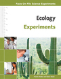 Ecology Experiments cover