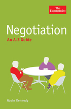 The Economist Negotiation: An A-Z guide