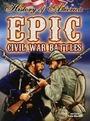 Epic Civil War Battles cover
