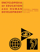 Encyclopedia of Education and Human Development