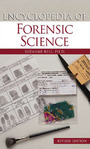 Encyclopedia of Forensic Science, Rev. ed. cover