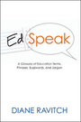 EdSpeak: A Glossary of Education Terms, Phrases, Buzzwords, and Jargon cover