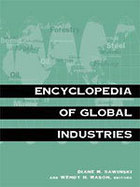 Encyclopedia of Global Industries, ed. 3