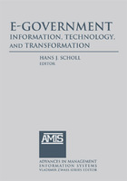 E-Government: Information, Technology, and Transformation