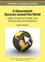 E-Government Success around the World: Cases, Empirical Studies, and Practical Recommendations cover