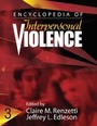 Encyclopedia of Interpersonal Violence cover