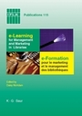 e-Learning for Management and Marketing in Libraries cover