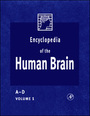 Encyclopedia of the Human Brain cover