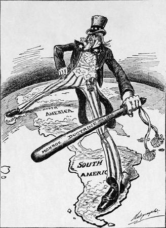 Monroe Doctrine Images