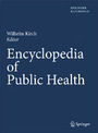 Encyclopedia of Public Health cover