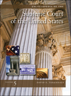 Encyclopedia of the Supreme Court of the United States image
