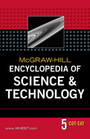 McGraw-Hill Encyclopedia of Science & Technology, ed. 10 cover