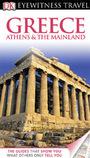 Greece, Athens & The Mainland, ed.  cover