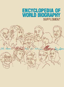 Encyclopedia of World Biography, ed. 2, Vol. 33