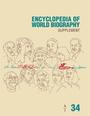 Encyclopedia of World Biography, ed. 2, Vol. 34 cover