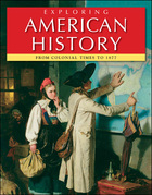 Exploring American History: From Colonial Times to 1877