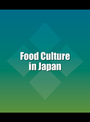 Food Culture in Japan cover