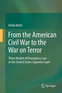 From the American Civil War to the War on Terror: Three Models of Emergency Law in the United States Supreme Court cover