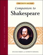 The Facts On File Companion to Shakespeare