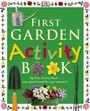 First Garden Activity Book cover