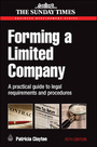Forming a Limited Company, ed. 10: A Practical Guide to Legal Requirements and Procedures cover