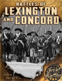 Battles of Lexington and Concord cover