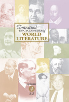 Gale Contextual Encyclopedia of World Literature image