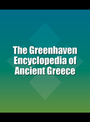 The Greenhaven Encyclopedia of Ancient Greece cover
