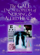 The Gale Encyclopedia of Nursing and Allied Health, ed. 2