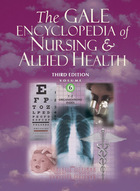 The Gale Encyclopedia of Nursing and Allied Health, ed. 3