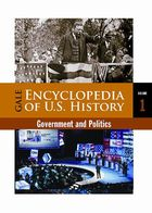 Gale Encyclopedia of U.S. History: Government and Politics image