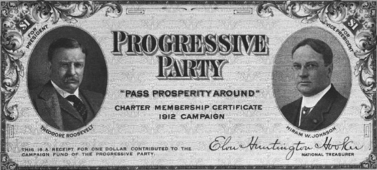 Progressive Party (1912; T. Roosevelt)