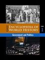 Gale Encyclopedia of World History: Governments cover