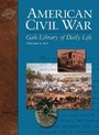 Gale Library of Daily Life: American Civil War cover