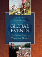 Global Events: Milestone Events Throughout History image