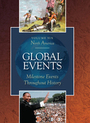 Global Events: Milestone Events Throughout History cover