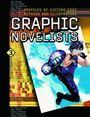 UXL Graphic Novelists cover