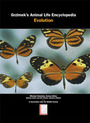 Grzimeks Animal Life Encyclopedia: Evolution cover